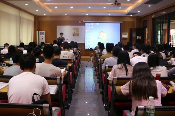 王传丽教授 漫谈一带一路战略下的贸易与投资法律问题 讲座顺利举行