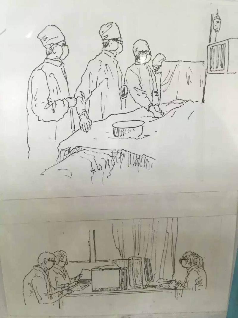 他是第一个在英国演示这个手术的中国医生,来看看有多